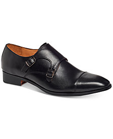 Carlos by Carlos Santana Men's Passion Double Monk-Strap Loafers