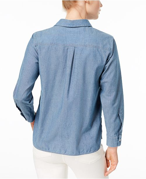 Weekend MaxMara Ruffled Button-Up Top Discount In China For Sale Footlocker For Sale The Cheapest New Cheap Online UF1x9