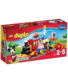LEGO® DUPLO® 24-Pc. Disney Mickey & Minnie Birthday Parade 10597