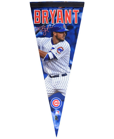 Wincraft Kris Bryant Chicago Cubs Premium Player Pennant