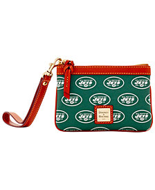 Dooney & Bourke New York Jets Exclusive Wristlet