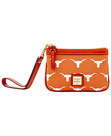 Dooney & Bourke Texas Longhorns Exclusive Wristlet