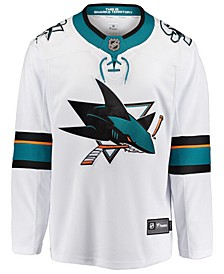 Men's San Jose Sharks Breakaway Jersey