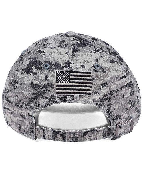 e47a15676a1  47 Brand Michigan Wolverines Operation Hat Trick Camo Nilan Cap    ...