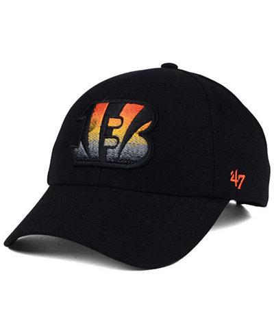 '47 Brand Cincinnati Bengals Overrun MVP Cap