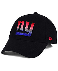 '47 Brand New York Giants Overrun MVP Cap