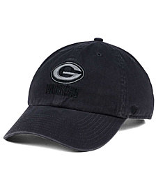 '47 Brand Green Bay Packers Dark Charcoal CLEAN UP Cap