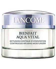 Lancôme Bienfait Aqua Vital Moisturizer Crème, 1.7 oz
