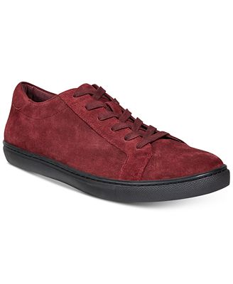 Mens Bring About Low-Top Sneakers Kenneth Cole