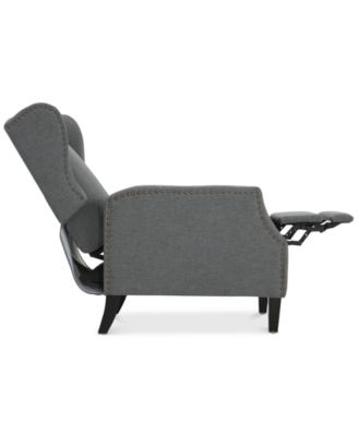 Sherell Wingback Recliner Quick Ship  sc 1 st  Macy\u0027s & Wingback Accent Chairs and Recliners - Macy\u0027s islam-shia.org