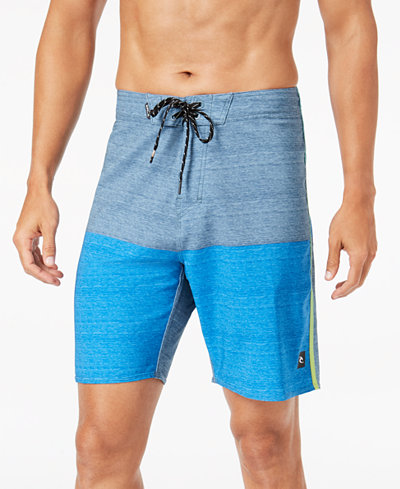 Rip Curl Men's Mirage Blockade Colorblocked Board Shorts