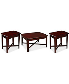 Wenton 3-Pc. Table Set, Quick Ship