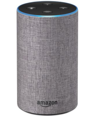 e6909d6286f58 Amazon Second-Generation Alexa Enabled Speaker   Reviews - Gifts   Games -  Men - Macy s