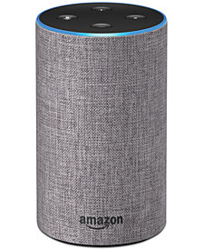 Amazon Echo Second-Generation Alexa-Enabled Speaker