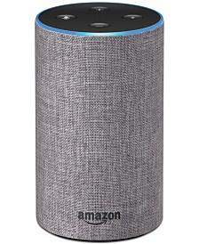 Amazon Echo Second-Generation Alexa Enabled Speaker