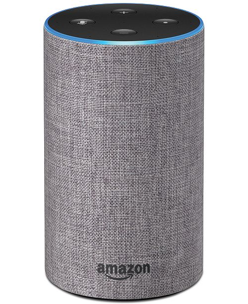 b759c55ee Amazon Second-Generation Alexa Enabled Speaker   Reviews - Gifts ...