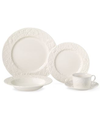 Mikasa Dinnerware English Countryside Collection  sc 1 st  Macyu0027s & Mikasa Dinnerware Set of 4 English Countryside Mugs - All Glassware ...