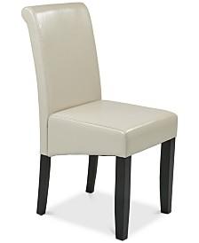 Kennia Dining Chair, Quick Ship