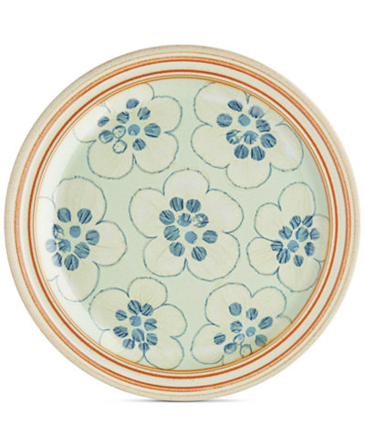 Denby Dinnerware, Heritage Orchard Accent Salad Plate