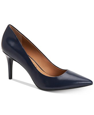 Calvin Klein Women's Gayle Pointed-Toe Pumps (Macy's) $99