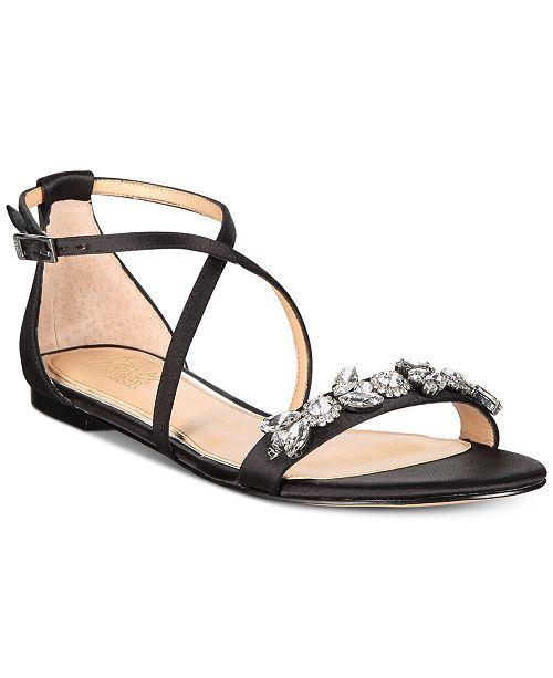 62c361676 Jewel Badgley Mischka Tessy Sandals  Jewel Badgley Mischka Tessy Sandals ...