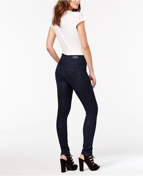 AG Skinny AG Skinny Farrah Brooks Jeans Rise Denim High RfRqUrwF