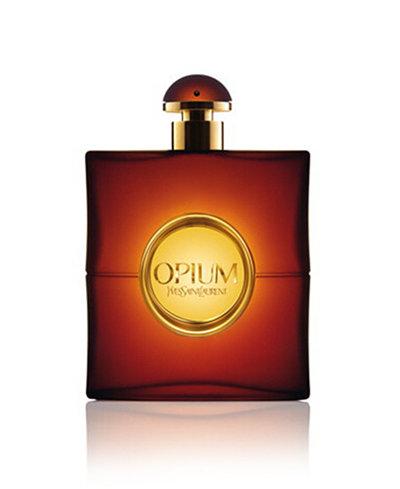 Yves Saint Laurent Opium Eau de Toilette Spray, 3 oz.
