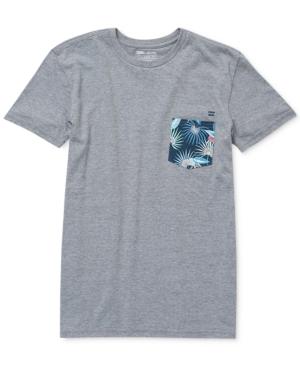 Billabong Team Pocket Cotton TShirt Toddler Boys (2T5T)