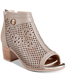 Kenneth Cole Reaction Level One Laser-Cut Boots, Little & Big Girls