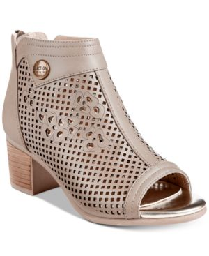 Kenneth Cole Reaction Level One Laser-Cut Boots, Little & Big Girls thumbnail