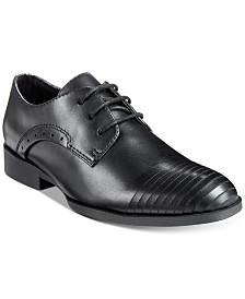 Kenneth Cole New York Straight Line Dress Shoes, Little Boys & Big Boys