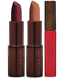 Fashion Fair 3-Pc. Red Lip Pop Set