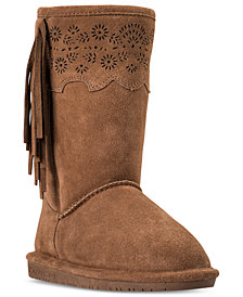 Bearpaw Tallulah Boots, Big Girls (3.5-7) & Little Girls (11-3) from Finish Line