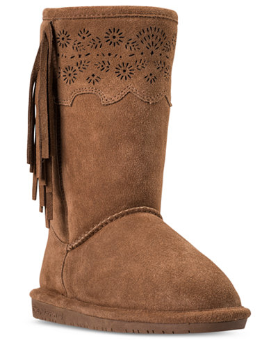 Bearpaw Tallulah Boots, Big Girls (3.5-7) & Little Girls (11-3) from Finish Line