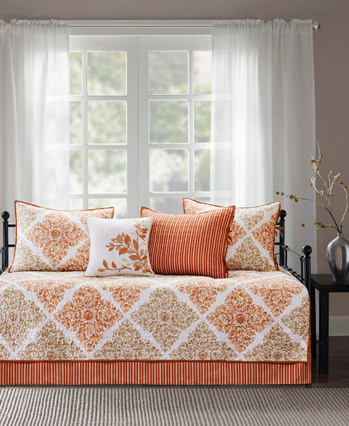 Madison Park - Claire 6-Pc. Daybed Bedding Set