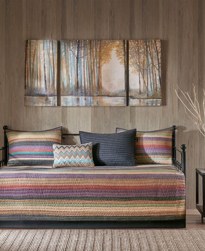Madison Park - Yosemite 6-Pc. Daybed Bedding Set
