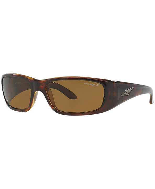 Arnette Polarized Sunglasses, AN4178 Quick Draw