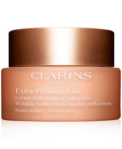 Clarins Extra-Firming Day Cream - Dry Skin, 1.7-oz.