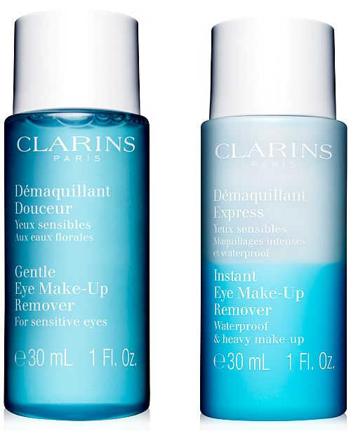 Clarins Choose Your Free Deluxe Eye Makeup Remover With 65
