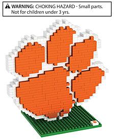 Forever Collectibles Clemson Tigers BRXLZ 3D Logo Puzzle