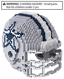 Forever Collectibles Dallas Cowboys BRXLZ 3D Helmet Puzzle