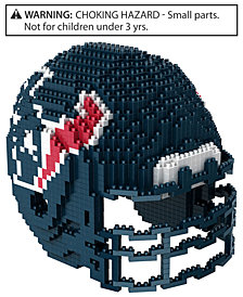 Forever Collectibles Houston Texans BRXLZ 3D Helmet Puzzle