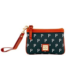 Dooney & Bourke Pittsburgh Pirates Exclusive Wristlet