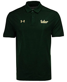 Under Armour Men's South Florida Bulls Sideline Tour Polo