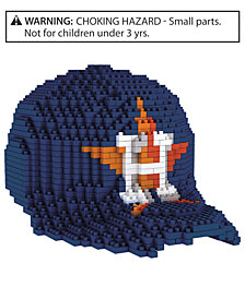 Forever Collectibles Houston Astros BRXLZ 3D Baseball Cap Puzzle