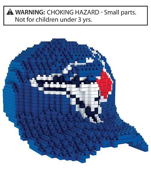 Forever Collectibles Toronto Blue Jays BRXLZ 3D Baseball Cap Puzzle