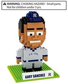 Gary Sanchez New York Yankees BRXLZ 3D Player Puzzle