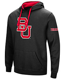 Colosseum Men's Boston Terriers Big Logo Hoodie