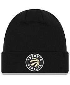 New Era Toronto Raptors Breakaway Knit Hat