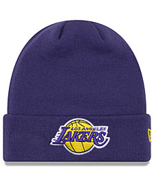New Era Los Angeles Lakers Breakaway Knit Hat